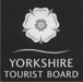 Yorkshire Tourist Boad Greyscale Logo