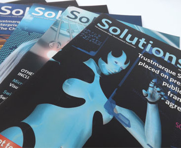 Solutions Magazines