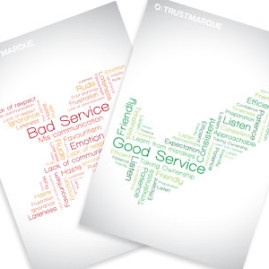 Good/Bad Service Posters
