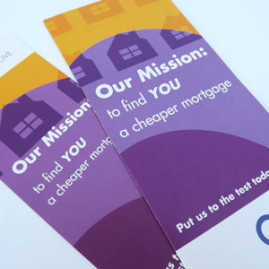 Your Move Our Mission Sales Leaflet